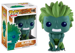 Street Fighter - Blanka Blue/Green US Exclusive Pop! Vinyl Figure