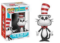 Dr. Seuss - Cat in the Hat Pop! Vinyl Figure