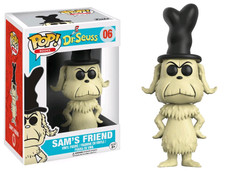 Dr. Seuss - Sam's Friend Pop! Vinyl Figure