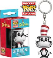 Dr. Seuss - Cat in the Hat Pocket Pop! Key Chain