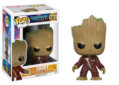 Guardians of the Galaxy: Vol 2 - Baby Groot Angry Ravager US Exclusive Pop! Vinyl Figure