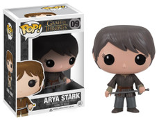Arya Stark Game of Thrones - Pop! Movies Vinyl Figure