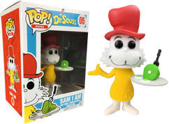 Dr Seuss - Sam I Am Flocked US Exclusive Pop! Vinyl Figure