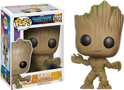 "Guardians of the Galaxy: Vol 2 - Baby Groot 10"" Life-Size US Exclusive! Pop Vinyl"