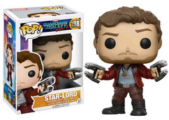 Guardians of the Galaxy Vol. 2 - Star-Lord Pop! Vinyl Figure