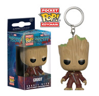 Guardians of the Galaxy Vol. 2 - Groot Pocket Pop! Key Chain