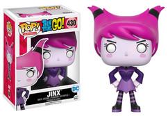 Teen Titans Go! - Jinx US Exclusive Pop! Vinyl Figure