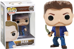 Supernatural - Dean with First Blade & Mark of Cain US Exclusive Pop! Vinyl Figure