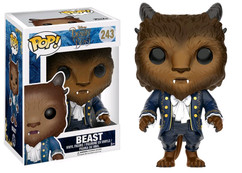 Beauty and the Beast (2017) - Beast Pop! Vinyl Figure