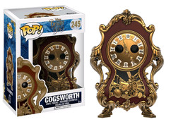 Beauty and the Beast (2017) - Cogsworth Pop! Vinyl Figure