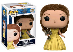 Beauty and the Beast (2017) - Belle with Candlestick US Exclusive Pop! Vinyl Figure