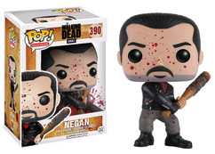 The Walking Dead - Negan Bloody US Exclusive Pop! Vinyl Figure