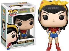 DC Bombshells - Wonder Woman Pop! Vinyl Figure