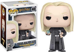 Harry Potter - Lucius holding Prophecy US Exclusive Pop! Vinyl Figure
