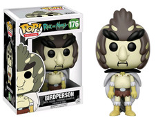 Rick and Morty – Birdperson Pop! Vinyl Figure