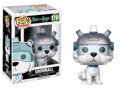 Rick and Morty - Snowball Pop! Vinyl Figure