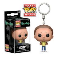 Rick and Morty - Morty Pocket Pop! Key Chain