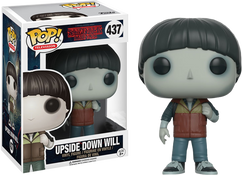 Stranger Things - Will Upside Down US Exclusive Pop! Vinyl Figure