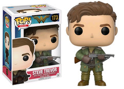 Wonder Woman - Steve Trevor Pop! Vinyl Figure
