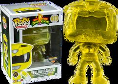 Power Rangers - Yellow Ranger Morphing US Exclusive Pop! Vinyl Figure
