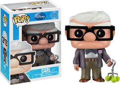 Up - Carl Pop! Disney Vinyl Figure