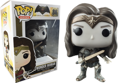 Batman vs Superman: Dawn of Justice - Wonder Woman Sepia US Exclusive Pop! Vinyl Figure