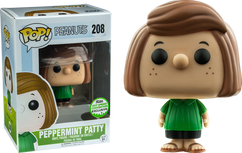 Peanuts - Peppermint Patty ECCC 2017 US Exclusive Pop! Vinyl Figure