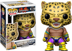 Tekken - King (Caped) US Exclusive Pop! Vinyl Figure