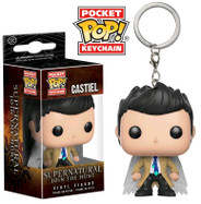 Supernatural - Castiel with Wings US Exclusive Pocket Pop! Keychain
