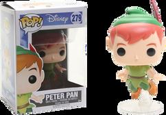 Peter Pan - Peter Pan Flying US Exclusive Pop! Vinyl Figure