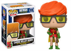 Batman: The Dark Knight Returns - Carrie Kelley Robin US Exclusive Pop! Vinyl Figure