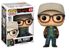 Mr Robot - Mr Robot Pop! Vinyl Figure