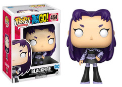 Teen Titans Go! - Blackfire US Exclusive Pop! Vinyl Figure