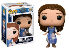 Beauty and the Beast (2017) - Belle (Village) US Exclusive Pop! Vinyl Figure