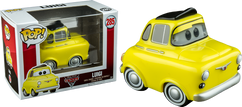 Cars 3 - Luigi US Exclusive Pop! Vinyl Figure
