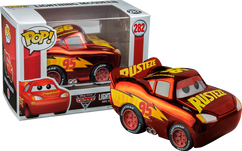 Cars 3 - Lightning McQueen Chrome US Exclusive Pop! Vinyl Figure