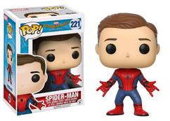 Spider-Man: Homecoming - Spider-Man Unmasked US Exclusive Pop! Vinyl Figure