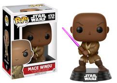 Star Wars - Mace Windu US Exclusive Pop! Vinyl Figure