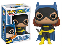 Batman - Batgirl Silver Age US Exclusive Pop! Vinyl Figure