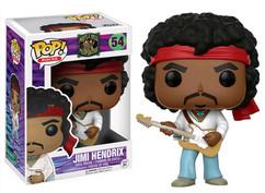Jimi Hendrix - Jimi Hendrix Woodstock Pop! Vinyl Figure