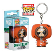 South Park - Zombie Kenny Pocket Pop! Vinyl Keychain