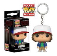 Stranger Things - Dustin Pocket Pop! Vinyl Keychain