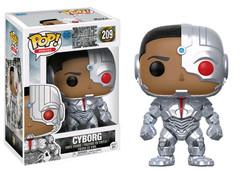 Justice League (2017) - Cyborg Pop! Vinyl Figure