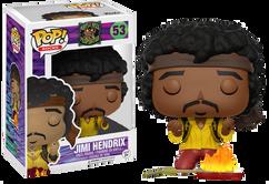 Jimi Hendrix - Jimi Hendrix Monterey US Exclusive Pop! Vinyl Figure