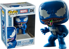 Spider-Man - Venom (Blue) US Exclusive Pop! Vinyl Figure