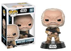 Star Wars: Rogue One - Weeteef Cyubee Pop! Vinyl Figure
