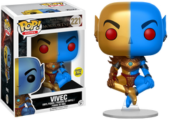 Elder Scrolls Online: Morrowind - Vivec Glow US Exclusive Pop! Vinyl Figure