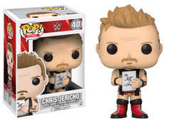 WWE - Chris Jericho Pop! Vinyl Figure