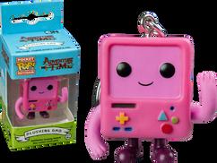 Adventure Time - Blushing BMO Pocket Pop! Keychain