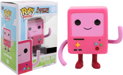 Adventure Time - Blushing BMO Pop! Vinyl Figure